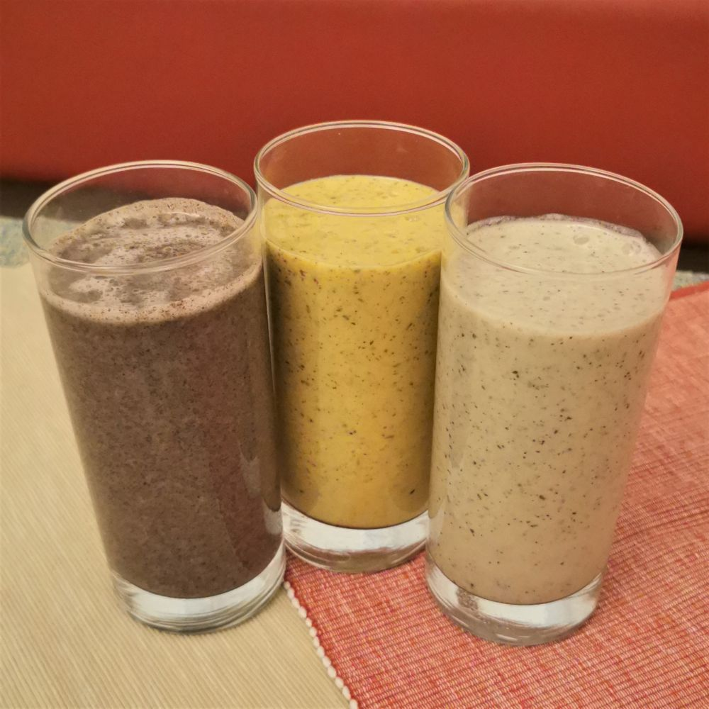 Proteinové smoothies